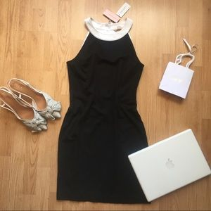 NWT Banana Republic Black & White Dress